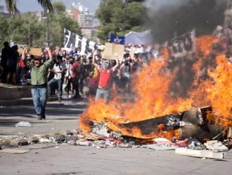 Ene protest na het andere in Zuid-Amerika: weer onrust in continent dat zo goed op weg leek