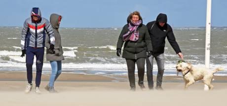 Er waren met Pasen toch best veel toeristen in Zeeland maar: 'Waar zijn al die mensen dan?'