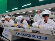Miljardeninvestering van Apple-producent Foxconn