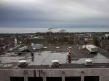 Nieuw dak voor gemeentehuis Bladel