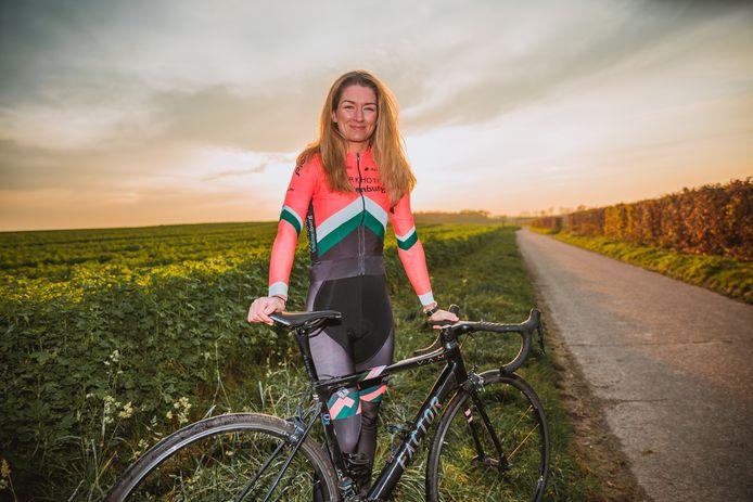 """Karlijn Swinkels uit Handel: ,,Toen ik ging fietsen was Marianne Vos de fietsheld tegen wie je op keek."""""""