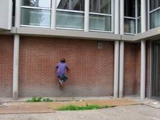 Kinderen betrapt op illegaal freerunnen in Houten