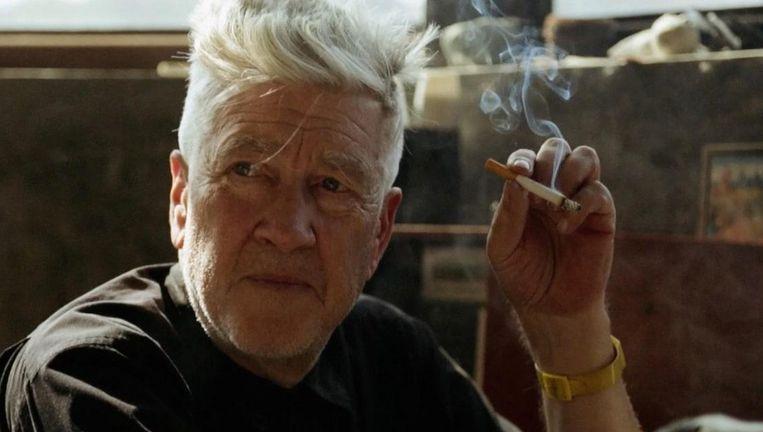 David Lynch in The Art Life. Beeld