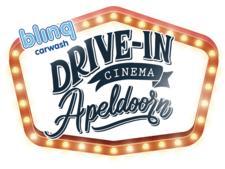 Drive-in bioscoop op het Apeldoornse Zwitsalterrein