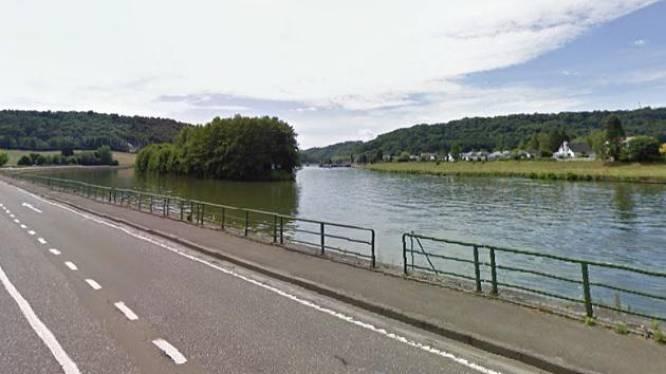"""Lichaam van fietser opgevist uit Maas: """"Fiets had waarschijnlijk voetklemmen, waardoor hij zich niet los kon maken eens hij in water lag"""""""
