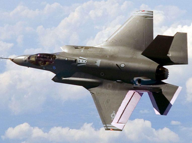 De Joint Strike Fighter. © AFP Beeld