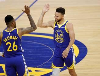 Stephen Curry passeert Wilt Chamberlain als clubtopschutter van Warriors