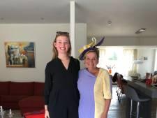 Ilse Cats uit Hengelo ontwerpt Prinsjesdagjurk van Ank Bijleveld