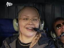 Wilden de makers van WIDM Nikkie per se in die helikopter hebben?