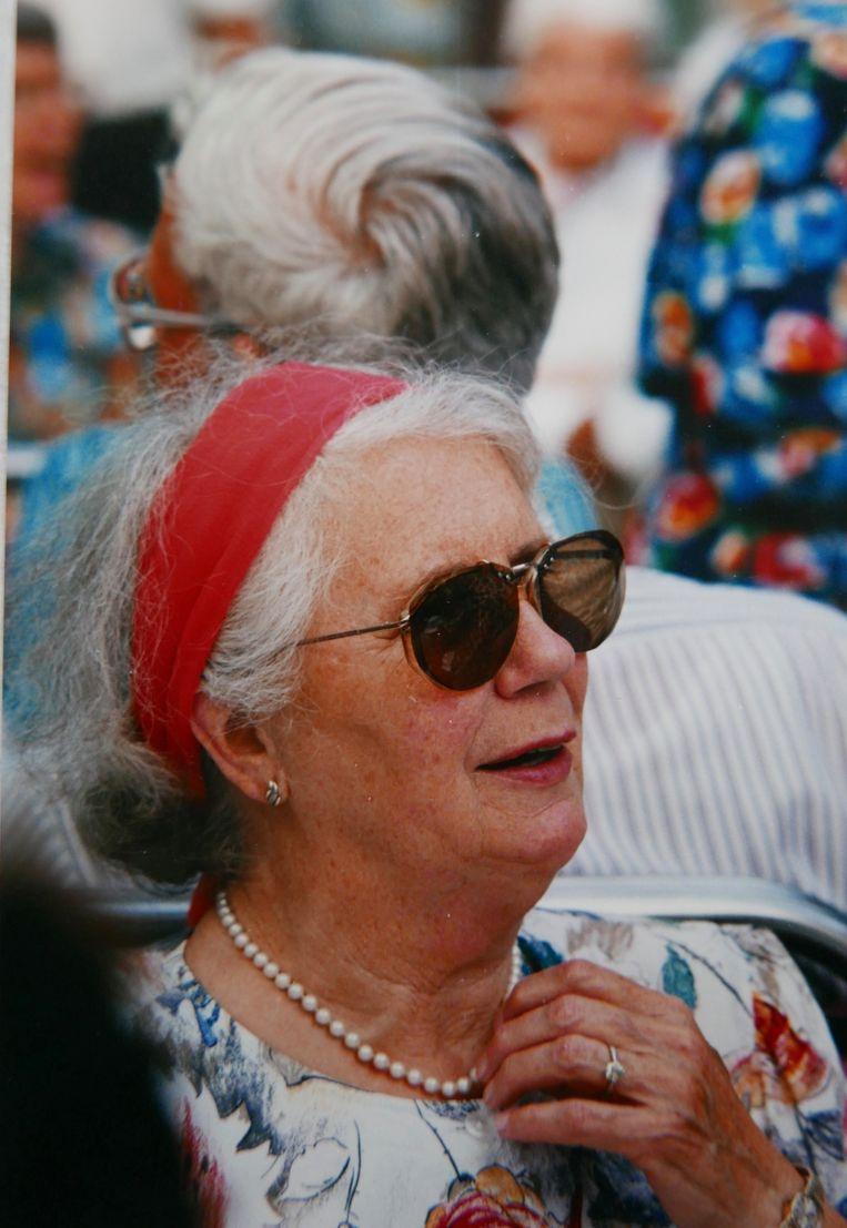 Heleen Rosskopf. Beeld -