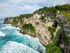 Dix-huit ans de prison pour un homme qui a poussé sa femme du haut d'une falaise à Bali