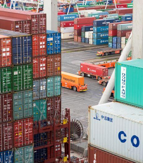 Boos havenpersoneel Rotterdam bereidt acties voor