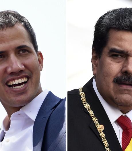 Onderhandelaars van Guaidó en Maduro spreken elkaar in Oslo