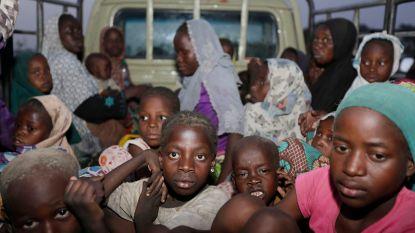"""""""Seksslavinnen van Boko Haram bevrijd"""""""