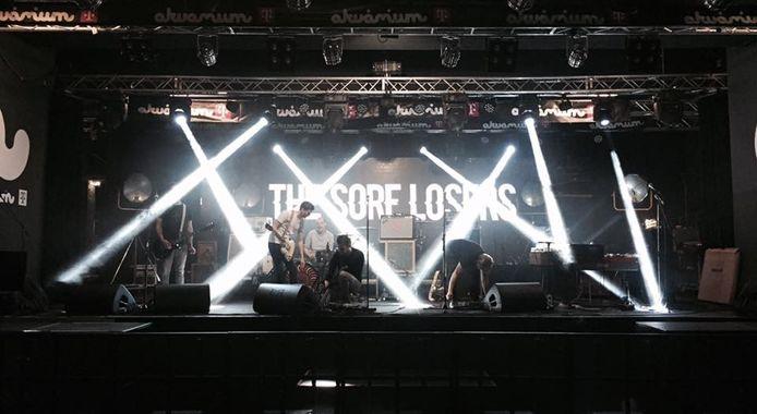 The Sore Losers zorgen voor stevige rock en roll