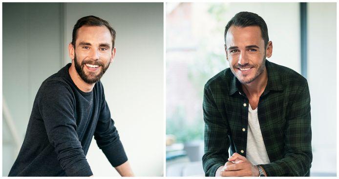 Christophe en Nick, het eerste homokoppel in 'Blind Getrouwd'