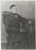 Dominee Vincent van Gogh, grootvader van schilder Vincent van Gogh (predikant Grote Kerk tussen 1822 en 1853)