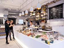 Viswinkel in Amsterdam sluit: ter plekke visje eten zit er niet meer in