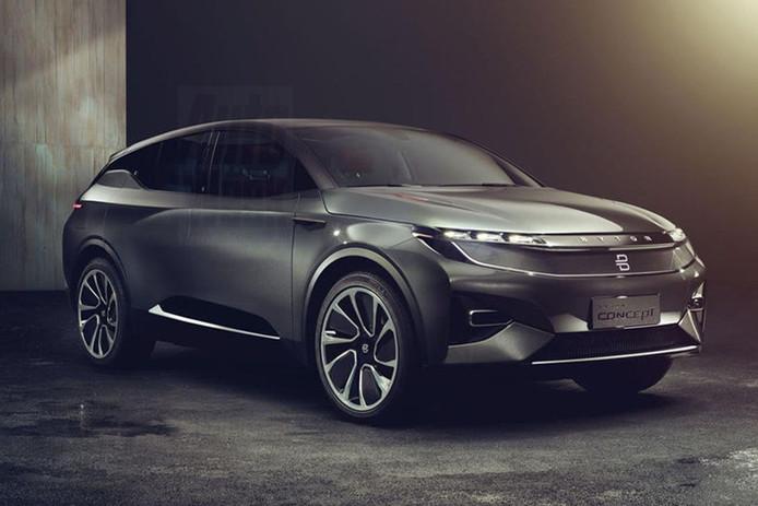 Nieuw Automerk Byton Onthult Plannen Voor Werelddominantie In