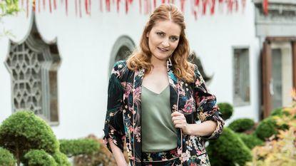 Nicoline Hummel uit 'De Buurtpolitie': '37 en single? Mijn moeder zegt dat ik kieskeurig ben'