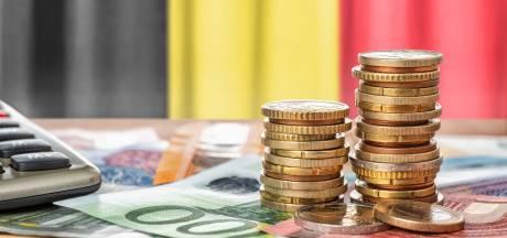 Voici à combien s'élève la dette nette de la Belgique