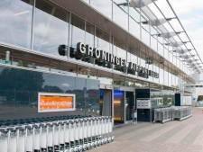 KLM parkeert 12 toestellen op Groningen Airport Eelde