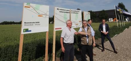 Werk aan N395 tussen Oirschot en Hilvarenbeek begint: 'Eindelijk naar een veiligere weg'