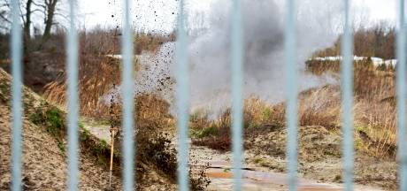 EOD laat in Groningse school aangetroffen explosieve stof ontploffen