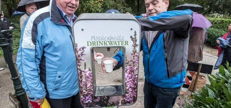 Nieuw streekprodukt: water van de Mookerheide