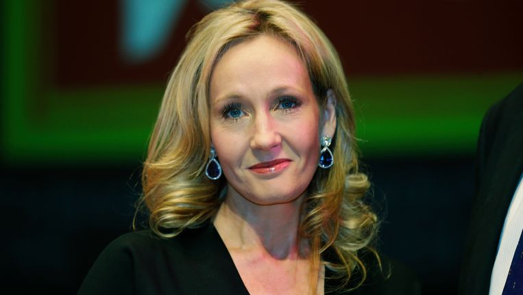 J.K. Rowling Beeld AP