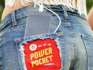 Je gsm opladen in je achterzak met 'Power Shorts'