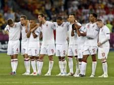 Engelsen opnieuw ten onder na strafschoppen