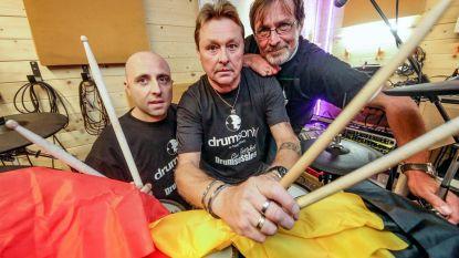Kortrijk Drumt trekt naar Brussel én buitenland
