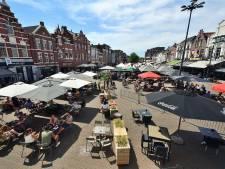 Eerste dag terrassen in Roosendaal prima verlopen