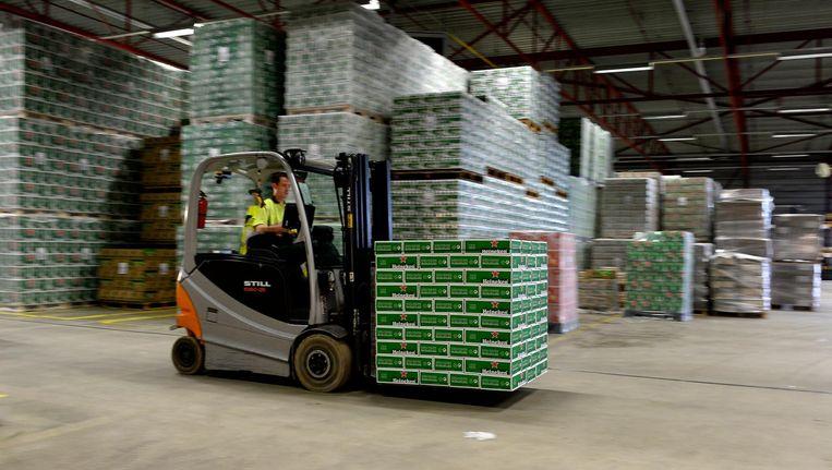 Heineken doet zijn horeca-distributiecentra over aan groothandel Sligro Beeld anp