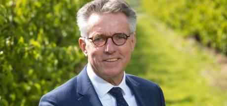 Nu college gehalveerd is door ziekte, leidt Jan Berkhoff Heerde in crisistijd: 'Gezondheid is hoogste goed'