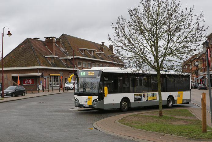 Station Aarschot.