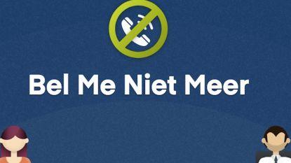 Bel-me-niet-meer-lijst telt al 1,2 miljoen Belgische telefoonnummers