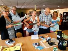 Moeizame aftrap project zingen voor dementen