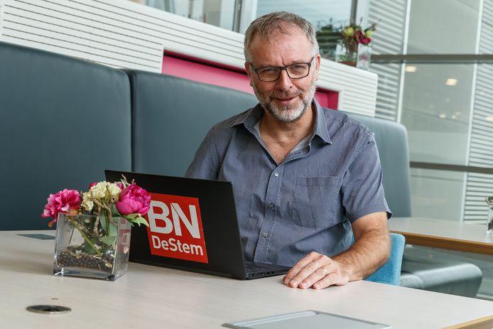 Portret Wim van den Broek