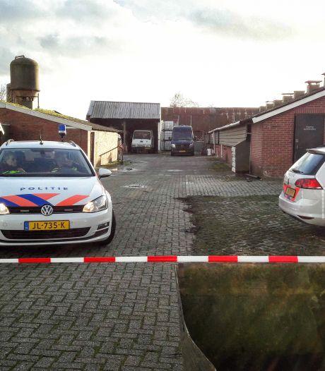 Boer Hans heeft spijt van het grote drugslab in zijn varkensschuur: 'Ze sloegen me met een hamer'