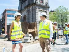 """""""Het kroonjuweel van het Zuid"""": nieuw park aan Gedempte Zuiderdokken is klaar tegen 2024"""