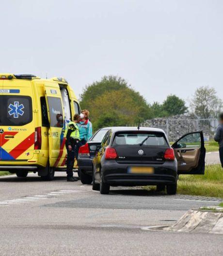 Gewonde bij botsing tussen twee auto's in Kortgene