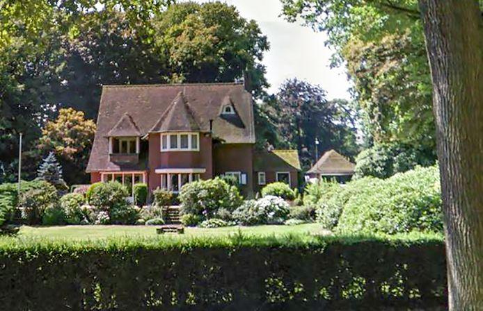 De oude villa in Tilburg