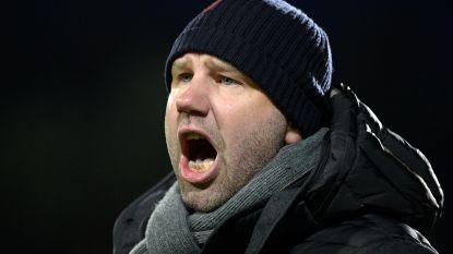 Bob Peeters wordt niet de nieuwe trainer van Waasland-Beveren maar tekent tot 2023 bij in Westerlo