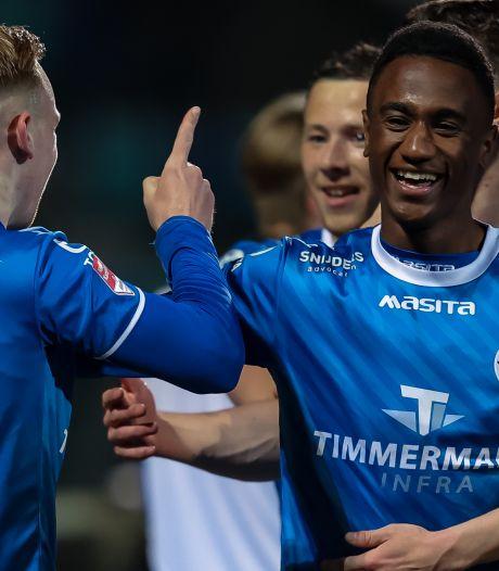 RKC wil Kevin Felida overnemen van FC Den Bosch