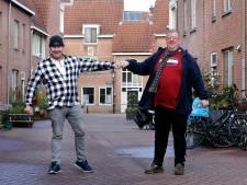 Eddy en Bertus wonen al hun hele leven in Wijk C: 'Hier weg? Alleen vierkant in een kist!'