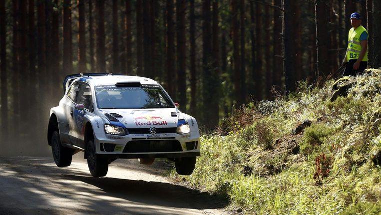 Jari-Matti Latvala. Beeld AFP