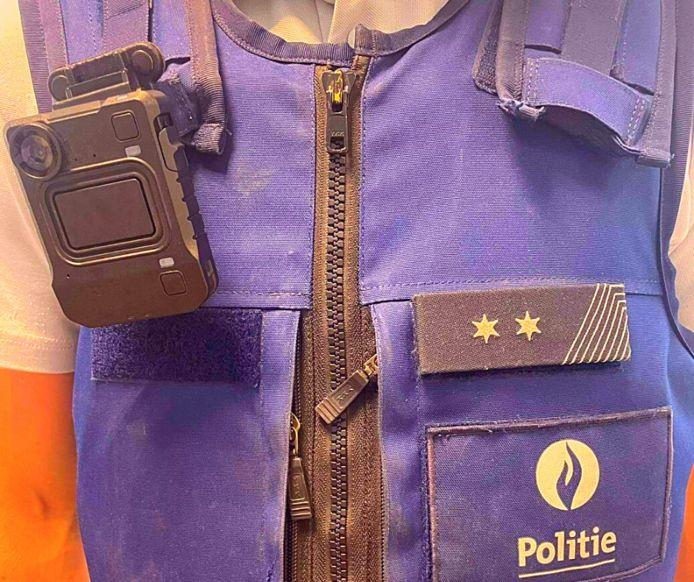 Vanaf 2 augustus start politie Geraardsbergen/Lierde met het gebruik van bodycams.