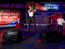World Police & Fire Games deels open voor iedereen: 'Een spectaculaire dankbetuiging aan hulpverleners'